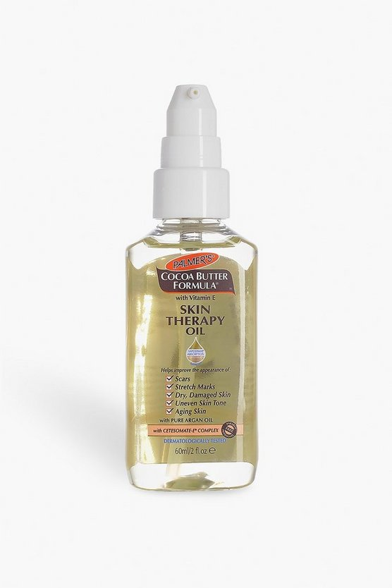 Womens White Palmers Cocoa Butter Skin Therapy Oil