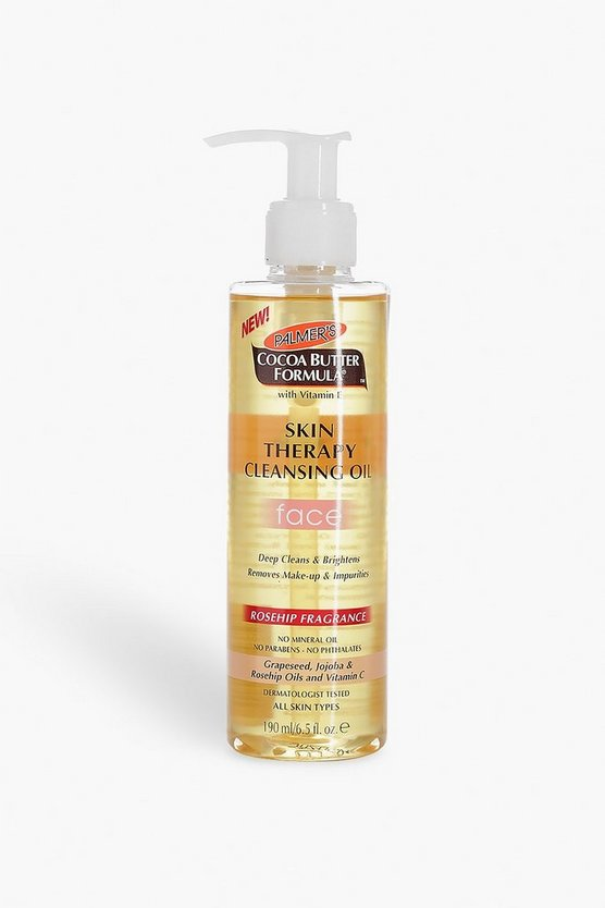 Womens White Palmers Skin Therapy Cleansing Oil