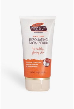 Womens White Palmers Exfoliating Facial Scrub