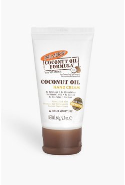 Womens White Palmer's Coconut Oil Handcream 60g