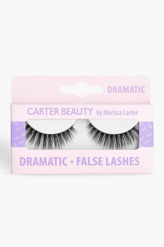 Womens Black Carter Beauty On The Lash Dramatic