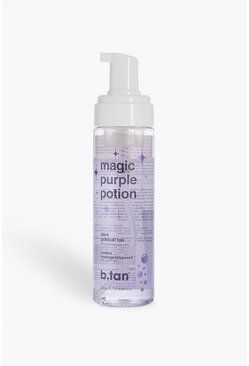 Womens B.Tan Magic Purple Lotion Dark Tan