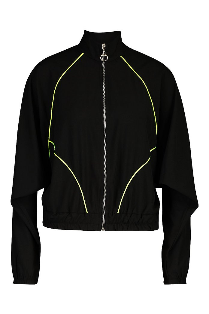 Essentials mid layer track jacket