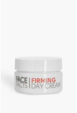Womens White Face Facts Firmimg Day Cream