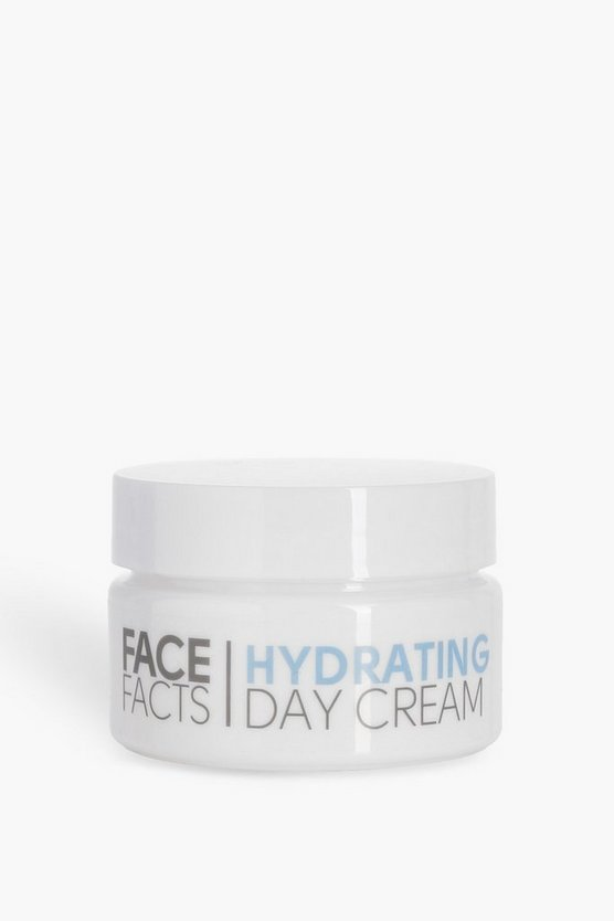 White Face Facts Hydrating Day Cream