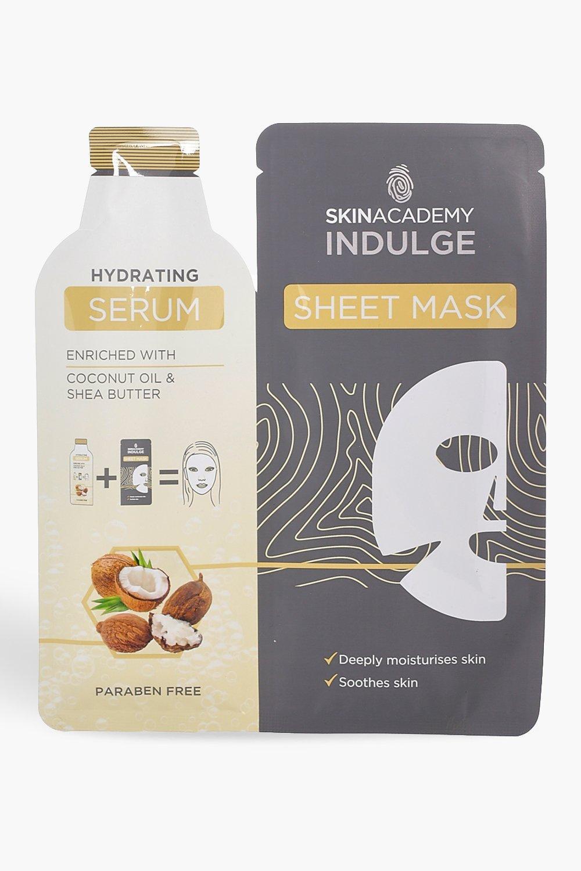 Skin Academy Hydrating Serum Sheet Face Mask