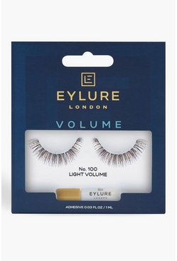 Eylure Volumen-Wimpern 100, Schwarz, Damen