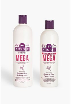 Womens White Aussie Mega Large Bundle