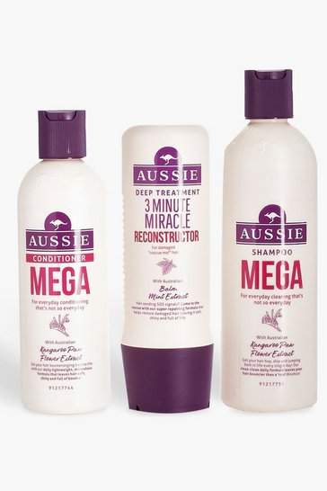 Womens White Aussie Mega Bundle