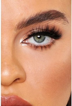 Womens Black Prima Velvet Lash - Bubbles