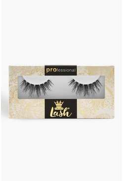 Womens Black Prima Professional Lash #18