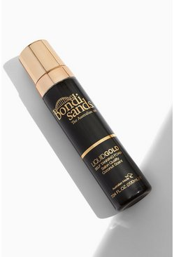 Womens Brown Bondi Sands Liquid Gold Self Tanning Foam