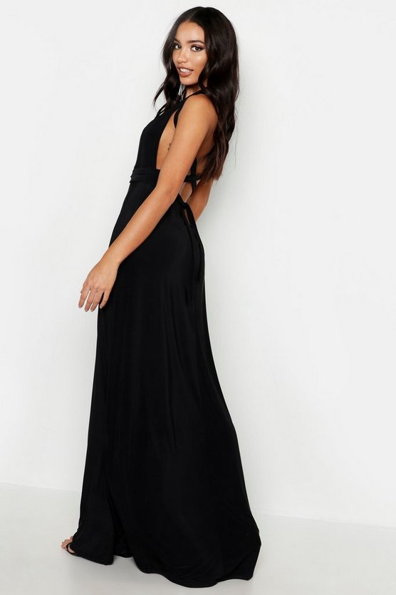 Soft Touch Multiway Maxi Dress