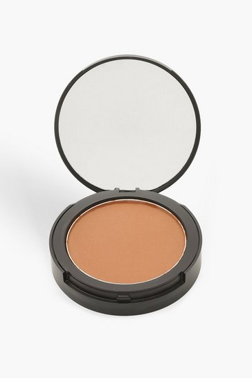 Womens Brown Boohoo Bronzer - Dark