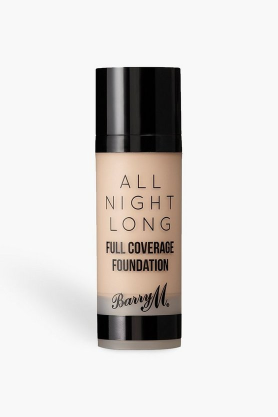 Barry M All Night Long Foundation – Milk, Braun, Damen
