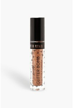 Womens Bronze Barry M Glitter Bomb - Queen