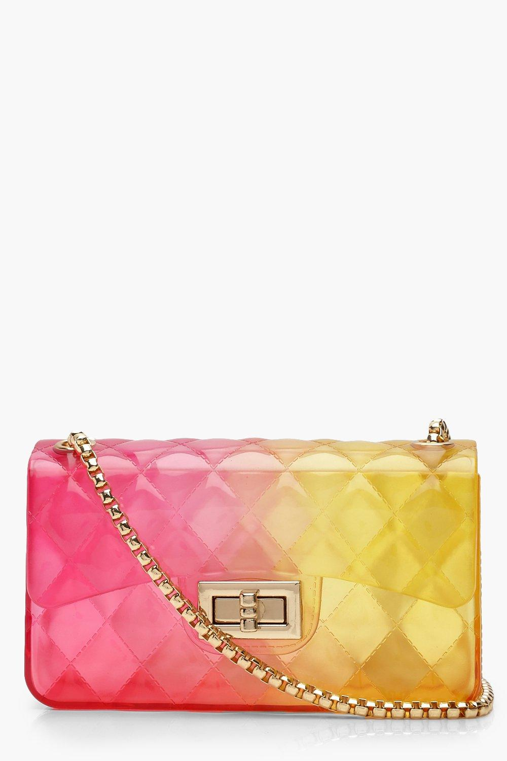 Ombre Jelly Quilt Cross Body