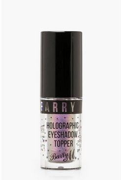 Womens Purple Barry M Holographic Eye Topper - Stardust
