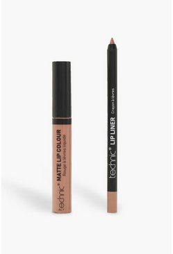 Technic Lip Kit - Barely There, Nude, MUJER
