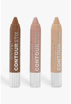 Technic Contour Stix, Multi, DAMEN