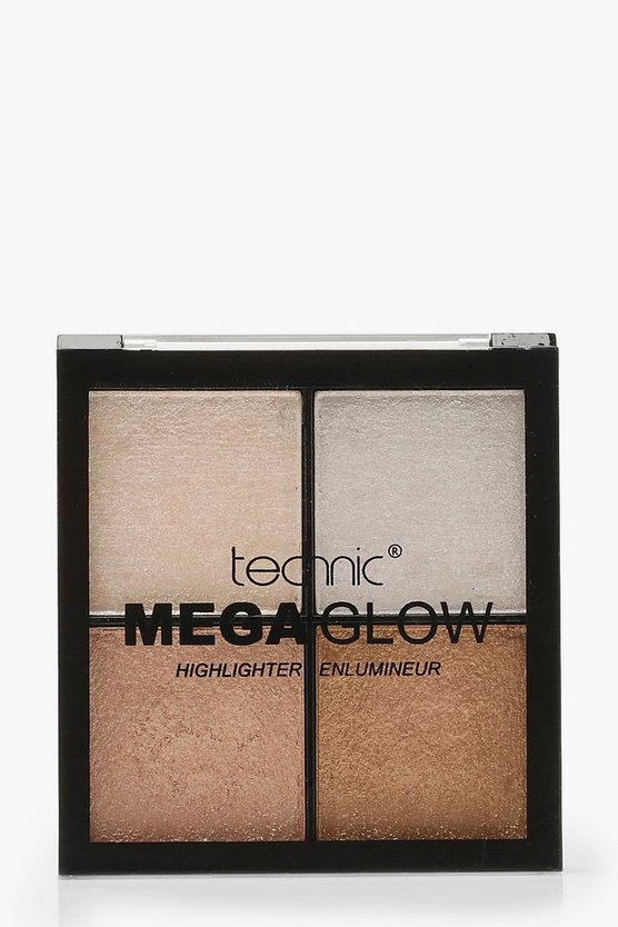 Womens Brown Technic Mega Glow