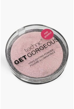 Technic Get Gorgeous Pink Sparkle, DAMEN