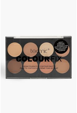 Multi Technic Foundation och contourpalett