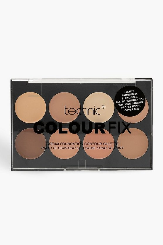 Technic Fix Cream Foundation & Contouring
