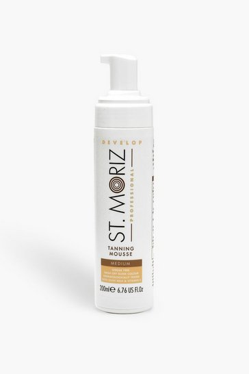 Womens Brown St Moriz Professional Mousse Medium
