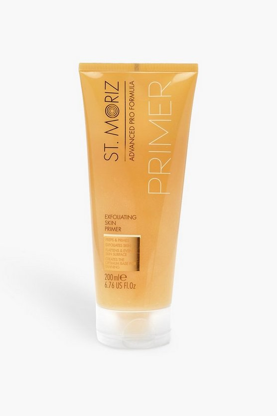 Womens Brown St Moriz Advanced Exfoliating Skin Primer