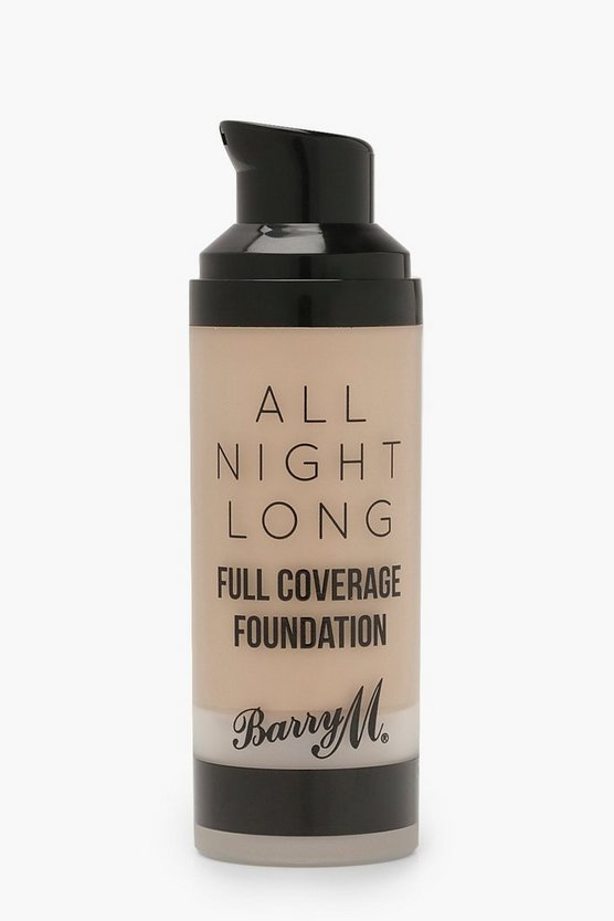 Barry M All Night Long Foundation - Cashew