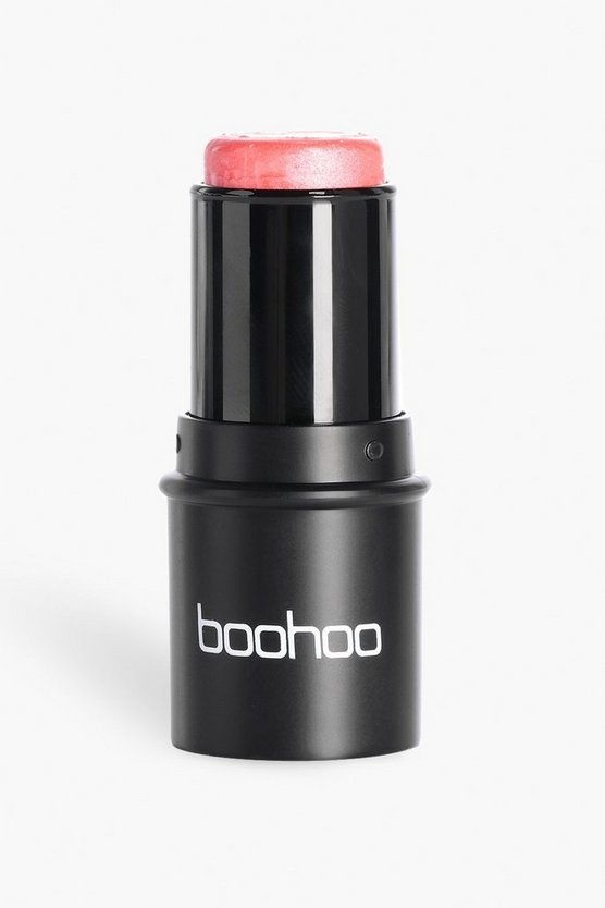 Boohoo Blusher Cream Stick, Pink, Donna