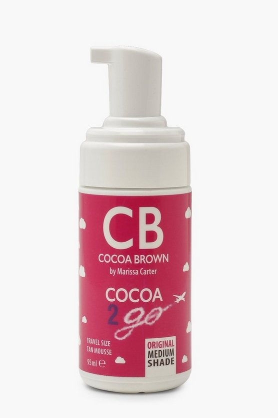 Cocoa Brown 2 Go Travel Size Medium