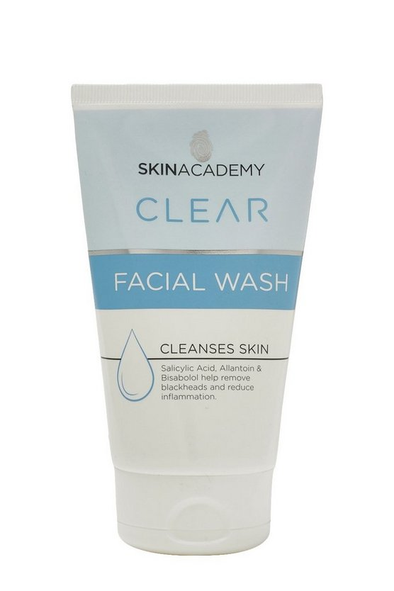Womens White Skin Academy Clear Facial Wash
