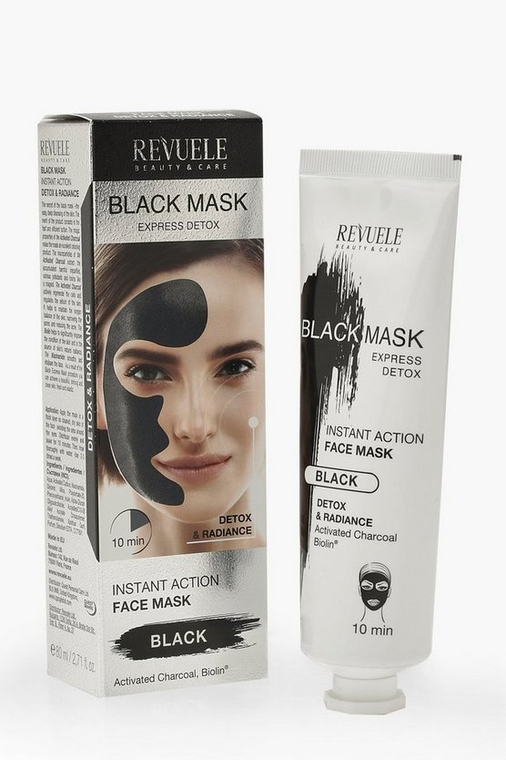 Revuele Black Clay Mask