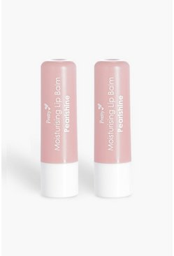 Pretty Pearlshine Lip Balm, Pink