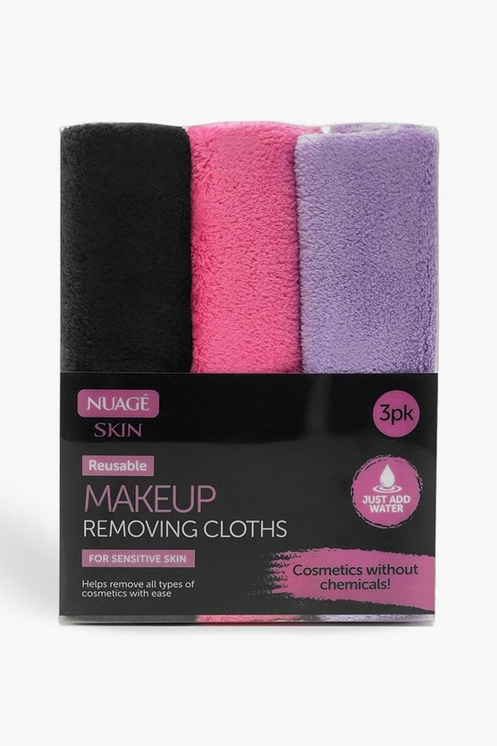 Multi Make Up Removing Cloths - 3 Pack