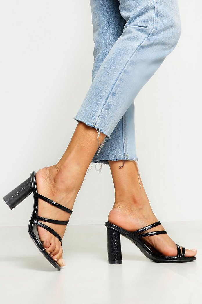 Image result for mules heels