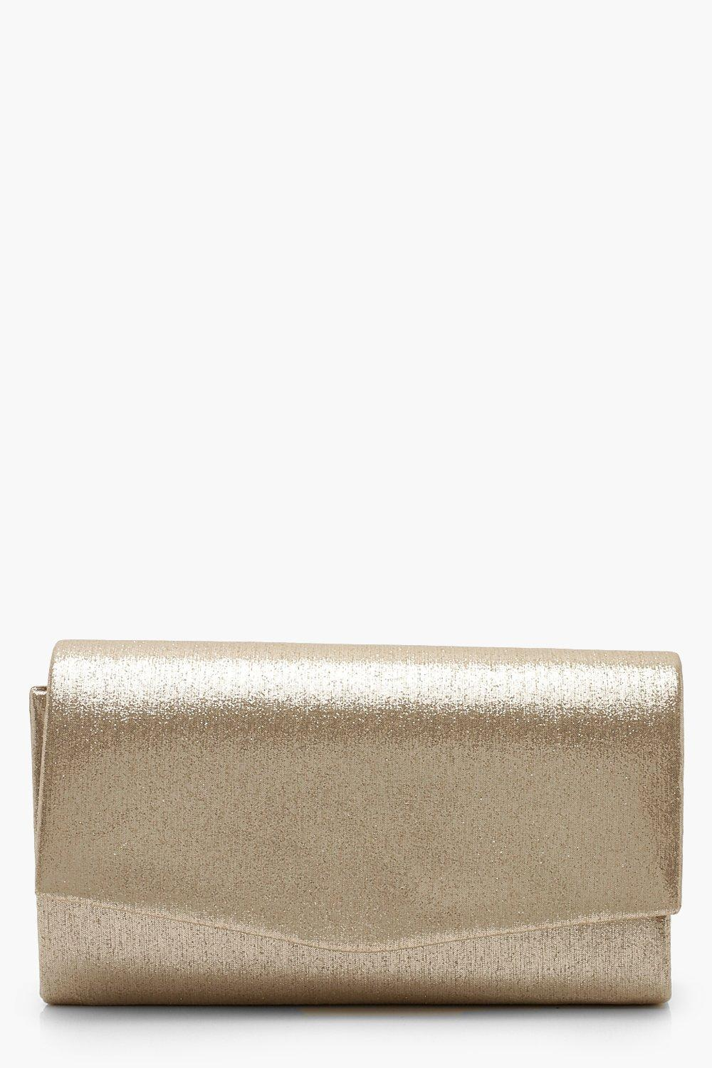 Structured Metallic Clutch & Chain