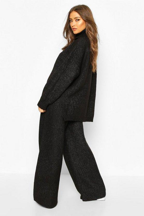 Premium Knitted Athleisure Set