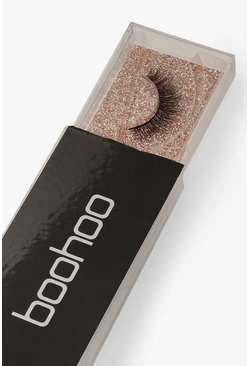Black Boohoo Lashes - TW32
