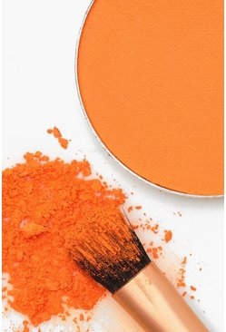 Womens Peach Boohoo Eyeshadow - Burnt Orange