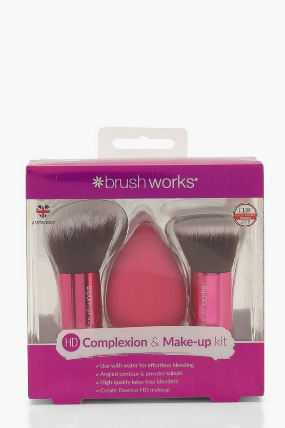 HD Complexion & Make Up Kit
