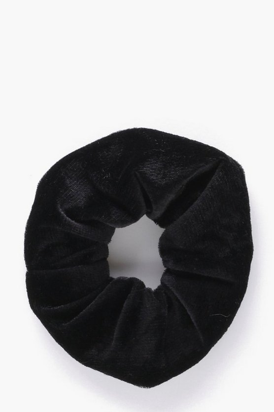 Girls Velvet Scrunchie