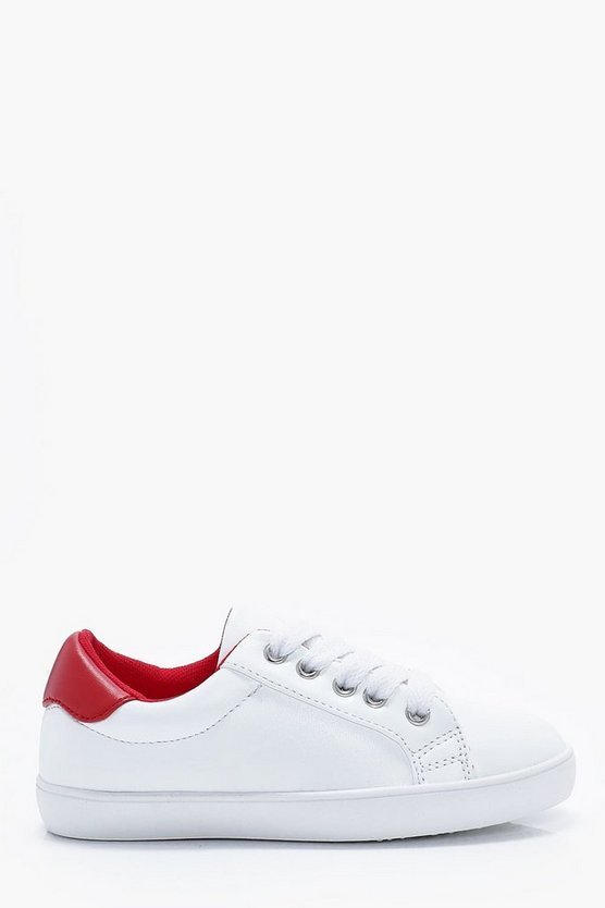Boys Lace Up Trainer