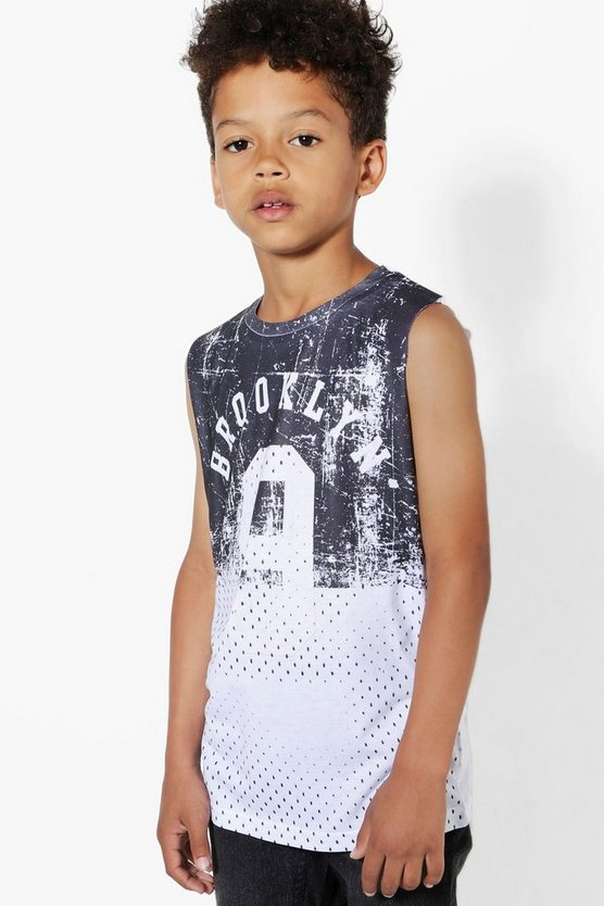 Boys Brooklyn 9 Vest Top