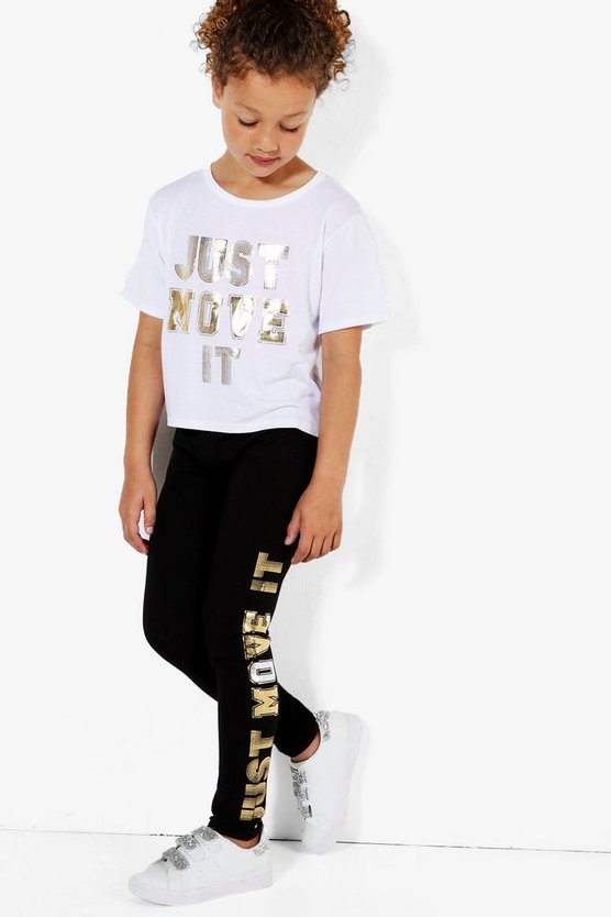 ensemble de sport just move it pour filles
