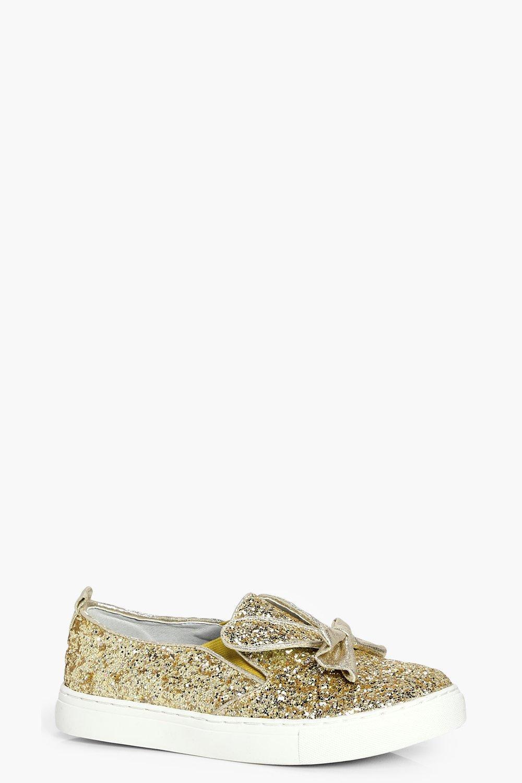 amplia selección de colores hermosa y encantadora últimos diseños diversificados zapatos skater con purpurina y orejas de conejo para niña ...