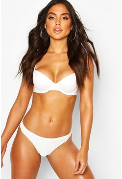 Dam White Smoothing T-shirt Bra