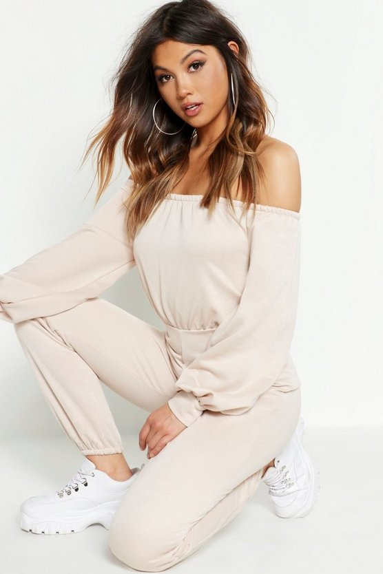 Bardot Lounge Jumpsuit